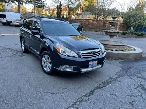 2011 Subaru Outback for sale at SNS AUTO SALES in Seattle WA