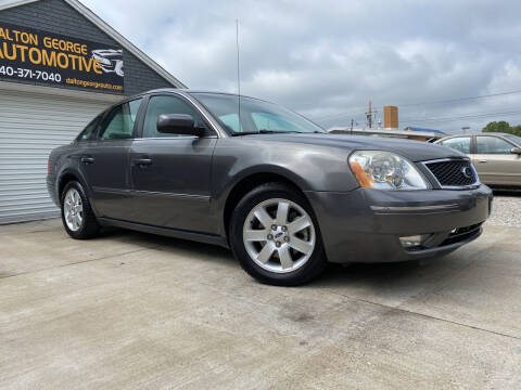 2005 Ford Five Hundred for sale at Dalton George Automotive in Marietta OH