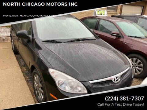 2012 Hyundai Elantra Touring for sale at NORTH CHICAGO MOTORS INC in North Chicago IL
