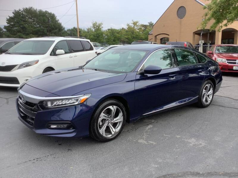2019 Honda Accord for sale at Beutler Auto Sales in Clearfield UT