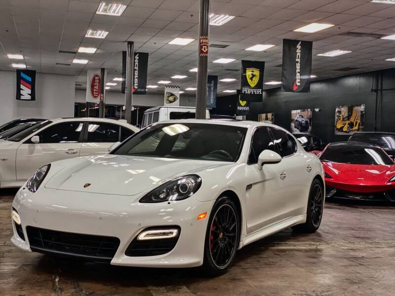 2013 Porsche Panamera for sale at FALCON MOTOR GROUP in Orlando FL