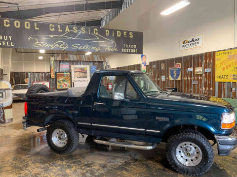 1995 Ford Bronco for sale at Cool Classic Rides in Redmond OR