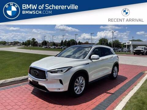 2019 Infiniti QX50 for sale at BMW of Schererville in Shererville IN