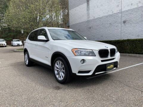 2013 BMW X3 for sale at Select Auto in Smithtown NY