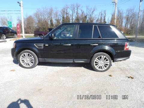 2011 Land Rover Range Rover Sport for sale at Town and Country Motors in Warsaw MO