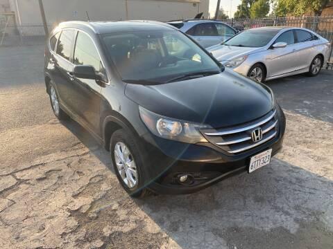 2012 Honda CR-V for sale at 101 Auto Sales in Sacramento CA