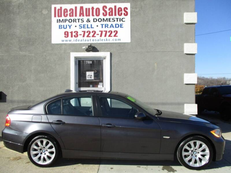 2008 BMW 3 Series for sale at Ideal Auto in Kansas City KS