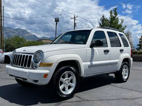 2006 Jeep Liberty for sale at Ultimate Auto Sales Of Orem in Orem UT