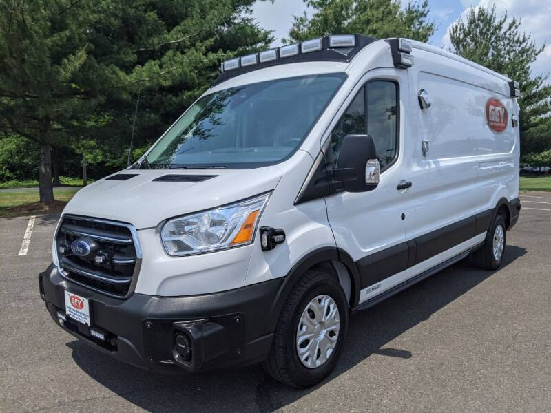 2021 Ford Transit 250  Malley Type II Ambulance  for sale in Levittown, PA