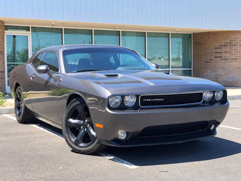 2014 Dodge Challenger for sale at AKOI Motors in Tempe AZ