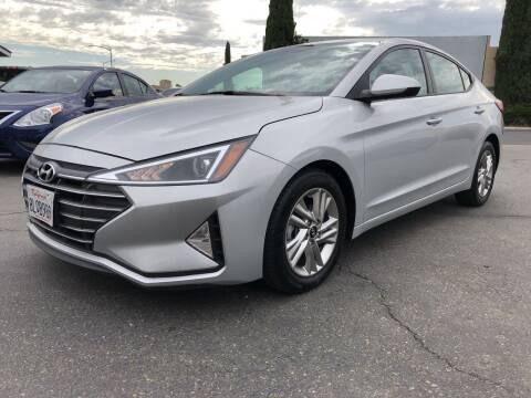 2020 Hyundai Elantra for sale at Cars 2 Go in Clovis CA