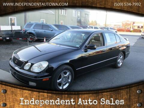 1999 Lexus GS 300 for sale at Independent Auto Sales #2 in Spokane WA