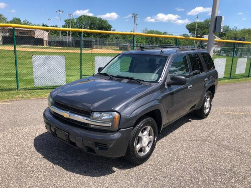 2007 Chevrolet TrailBlazer for sale at Cars With Deals in Lyndhurst NJ