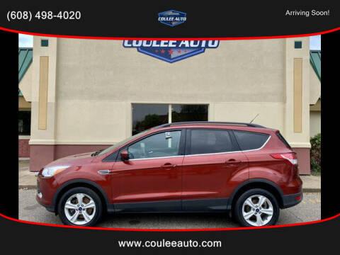 2014 Ford Escape for sale at Coulee Auto in La Crosse WI