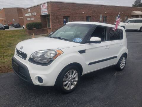 2013 Kia Soul for sale at ARA Auto Sales in Winston-Salem NC
