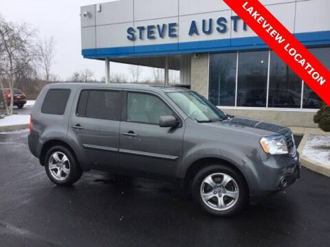 2013 Honda Pilot for sale at Austins At The Lake in Lakeview OH