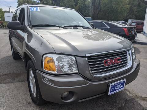 2007 GMC Envoy for sale at GREAT DEALS ON WHEELS in Michigan City IN