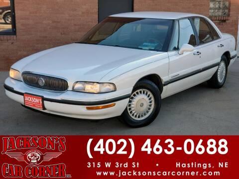 1998 Buick LeSabre for sale at Jacksons Car Corner Inc in Hastings NE