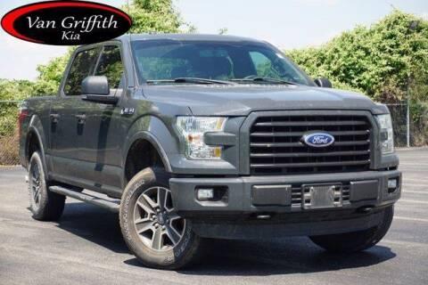 2016 Ford F-150 for sale at Van Griffith Kia Granbury in Granbury TX