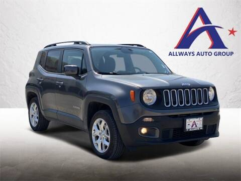 2016 Jeep Renegade for sale at ATASCOSA CHRYSLER DODGE JEEP RAM in Pleasanton TX