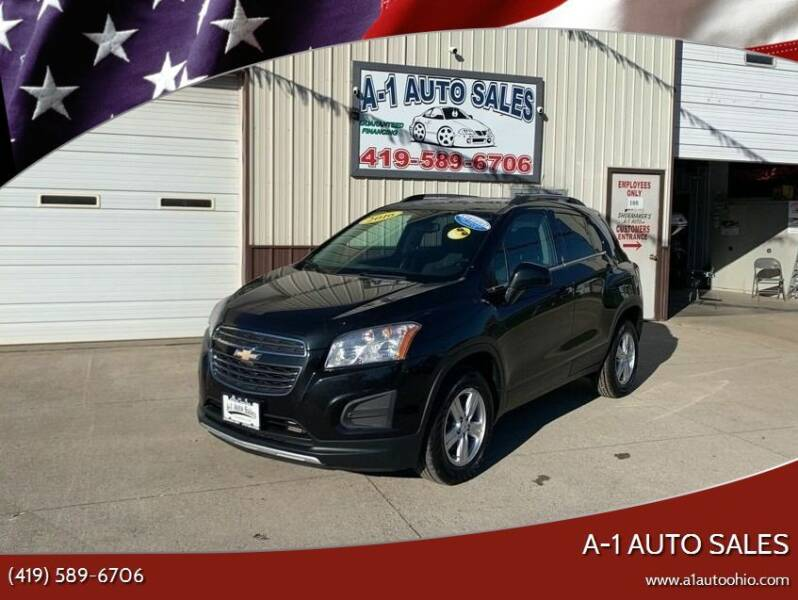 2016 Chevrolet Trax for sale at A-1 AUTO SALES in Mansfield OH