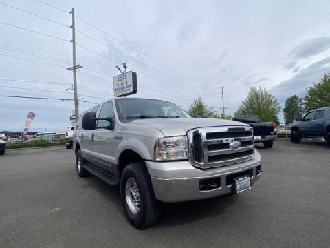 2005 Ford Excursion for sale at S&S Best Auto Sales LLC in Auburn WA