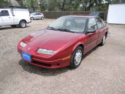 1993 Saturn S-Series for sale at Cimino Auto Sales in Fountain CO