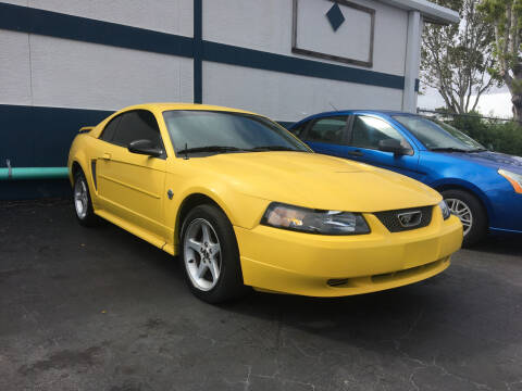 2004 Ford Mustang for sale at CAR-RIGHT AUTO SALES INC in Naples FL