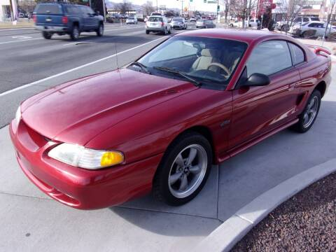 1997 Ford Mustang for sale at Ideal Cars and Trucks in Reno NV