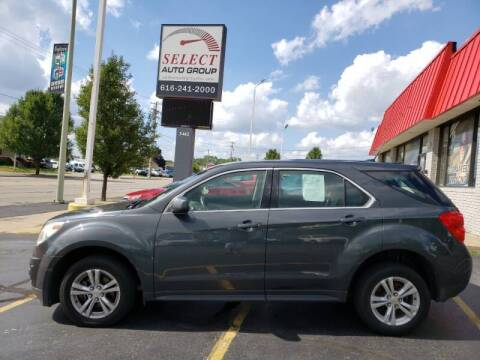 2011 Chevrolet Equinox for sale at Select Auto Group in Wyoming MI
