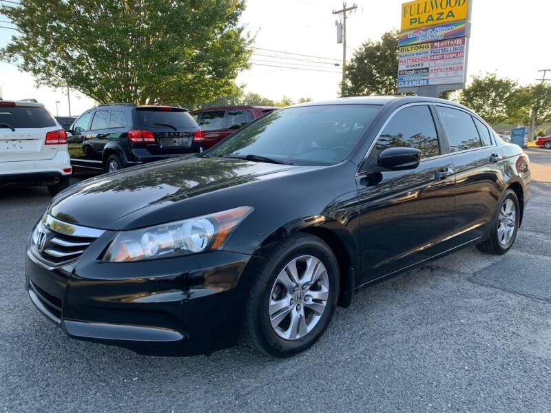 2012 Honda Accord for sale at 5 Star Auto in Matthews NC