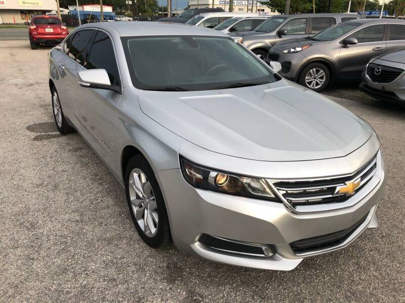 2017 Chevrolet Impala for sale at Marvin Motors in Kissimmee FL