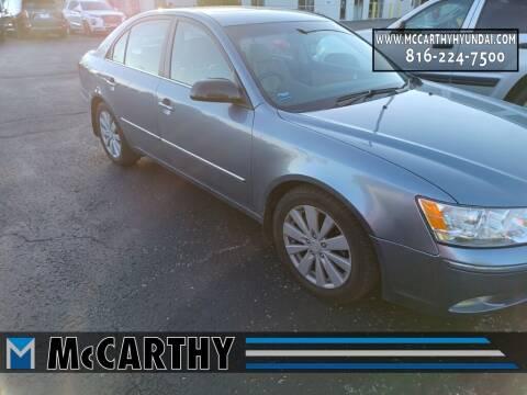 2009 Hyundai Sonata for sale at Mr. KC Cars - McCarthy Hyundai in Blue Springs MO