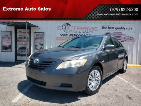 2009 Toyota Camry for sale at Extreme Auto Sales in Bryan TX