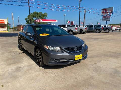 2013 Honda Civic for sale at Russell Smith Auto in Fort Worth TX
