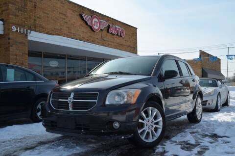 2011 Dodge Caliber for sale at JT AUTO in Parma OH