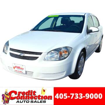 2010 Chevrolet Cobalt for sale at Credit Connection Auto Sales in Midwest City OK
