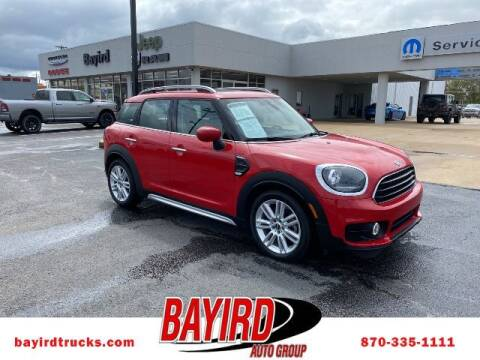 2020 MINI Countryman for sale at Bayird Truck Center in Paragould AR