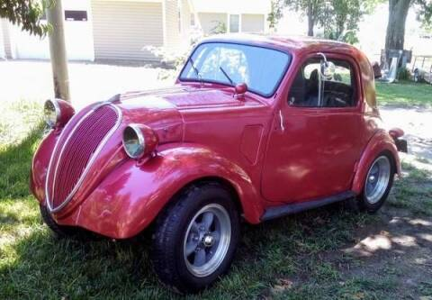 1948 FIAT 500 for sale at Classic Car Deals in Cadillac MI