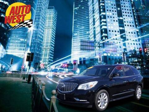 2016 Buick Enclave for sale at Autowest of Plainwell in Plainwell MI