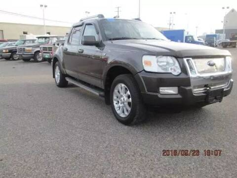2007 Ford Explorer Sport Trac for sale at Auto Acres in Billings MT