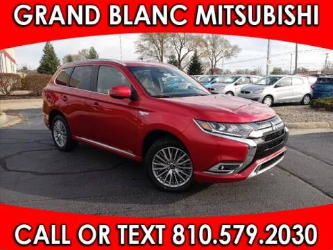 2020 Mitsubishi Outlander PHEV for sale at Lasco of Grand Blanc in Grand Blanc MI