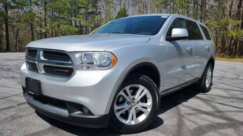2012 Dodge Durango for sale at el camino auto sales - Global Imports Auto Sales in Buford GA
