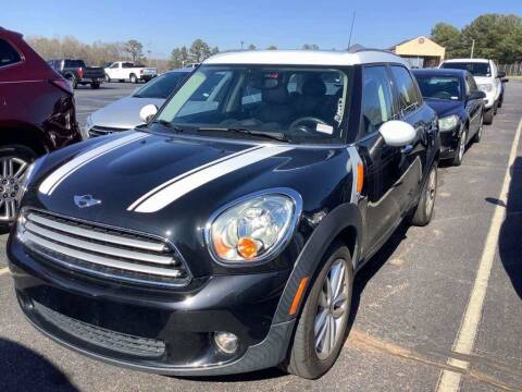 2014 MINI Countryman for sale at Smart Chevrolet in Madison NC