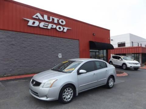 2011 Nissan Sentra for sale at Auto Depot - Smyrna in Smyrna TN