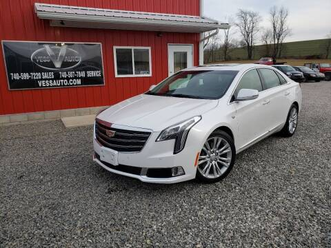 2019 Cadillac XTS for sale at Vess Auto in Danville OH