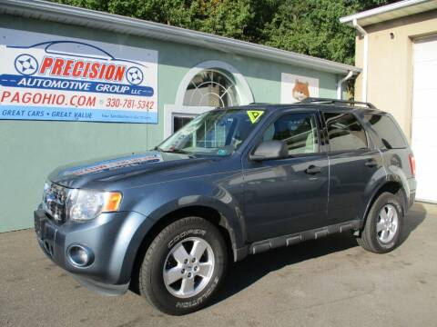 2011 Ford Escape for sale at Precision Automotive Group in Youngstown OH