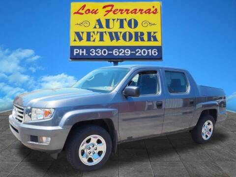2013 Honda Ridgeline for sale at Lou Ferraras Auto Network in Youngstown OH