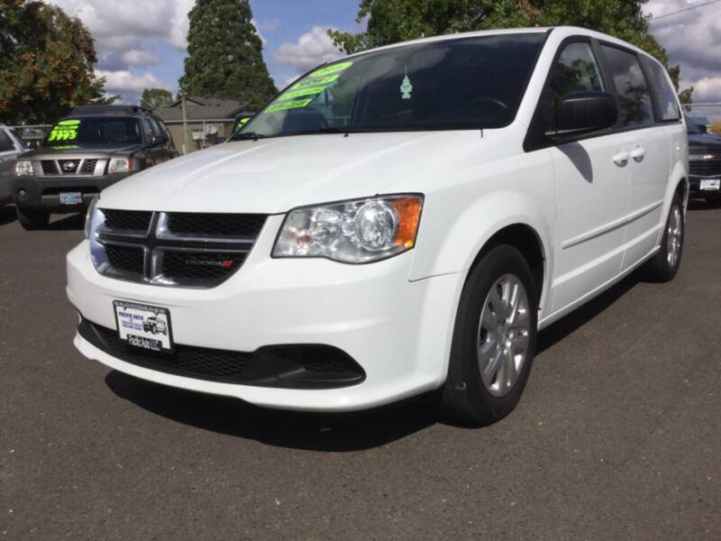 2016 Dodge Grand Caravan for sale at Pacific Auto LLC in Woodburn OR