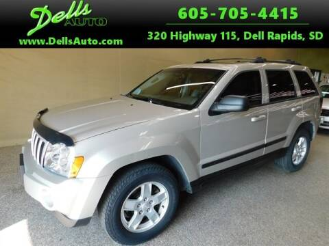 2007 Jeep Grand Cherokee for sale at Dells Auto in Dell Rapids SD